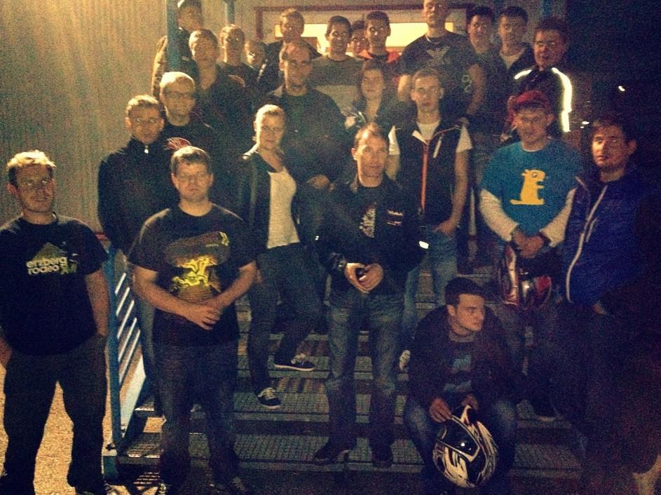 Gruppenfoto MSC Steyrtal