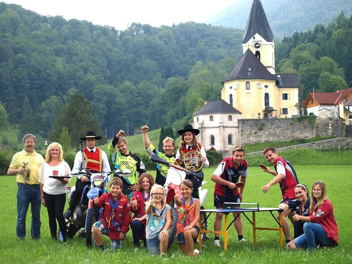 Die Leonsteiner Vereine freuen sich auf euer Kommen beim Leonsteiner Kirchweihfest 2014