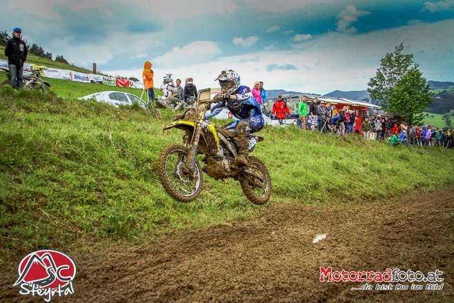 Krabergrennen 2015 - Motocross in Steinbach an der Steyr