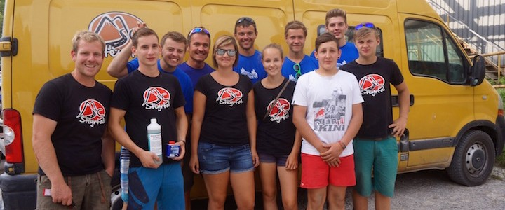 MSC Steyrtal beim Kaolinwerkrennen 2015